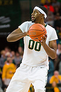 WACO, TX - JANUARY 31: Royce O'Neale #00 of the Baylor Bears brings the ball up court against the Texas Longhorns on January 31, 2015 at the Ferrell Center in Waco, Texas.  (Photo by Cooper Neill/Getty Images) *** Local Caption *** Royce O'Neale
