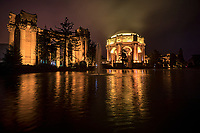 Palace of Fine Arts @ Night