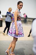 Sofia Sanchez at Dior