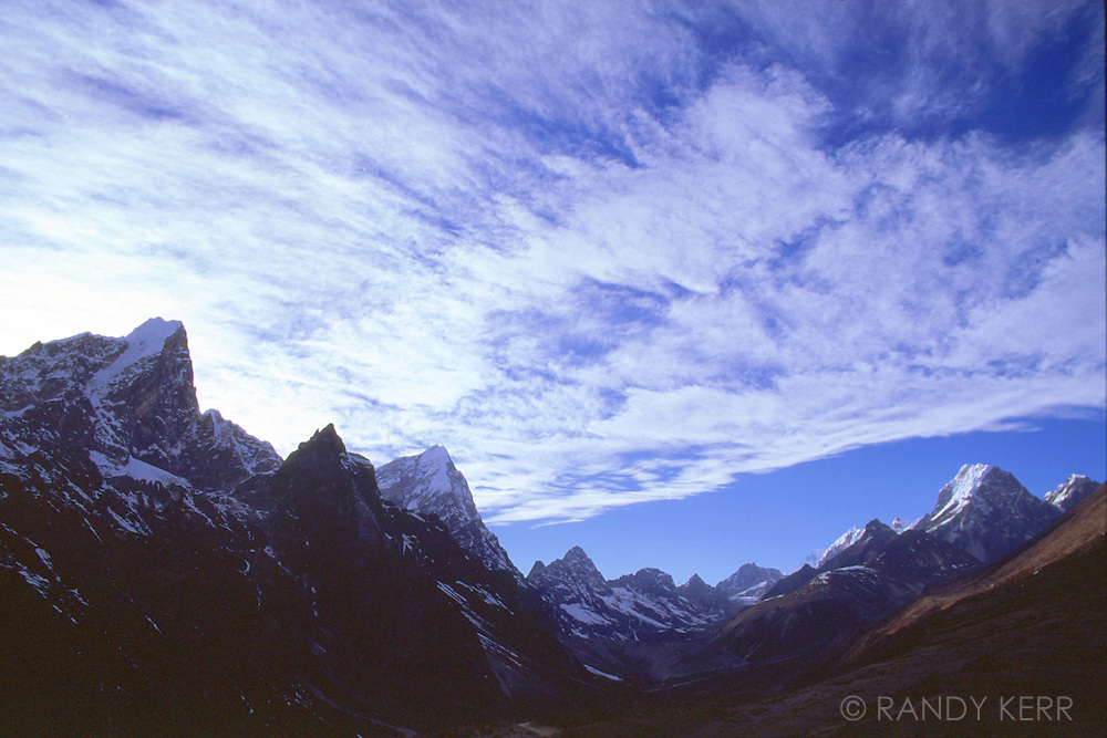 Solo Khumbu valley