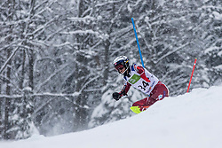 Nilsson Grasto Marcus of Norway during Slalom race at 2019 World Para Alpine Skiing Championship, on January 23, 2019 in Kranjska Gora, Slovenia. Photo by Matic Ritonja / Sportida