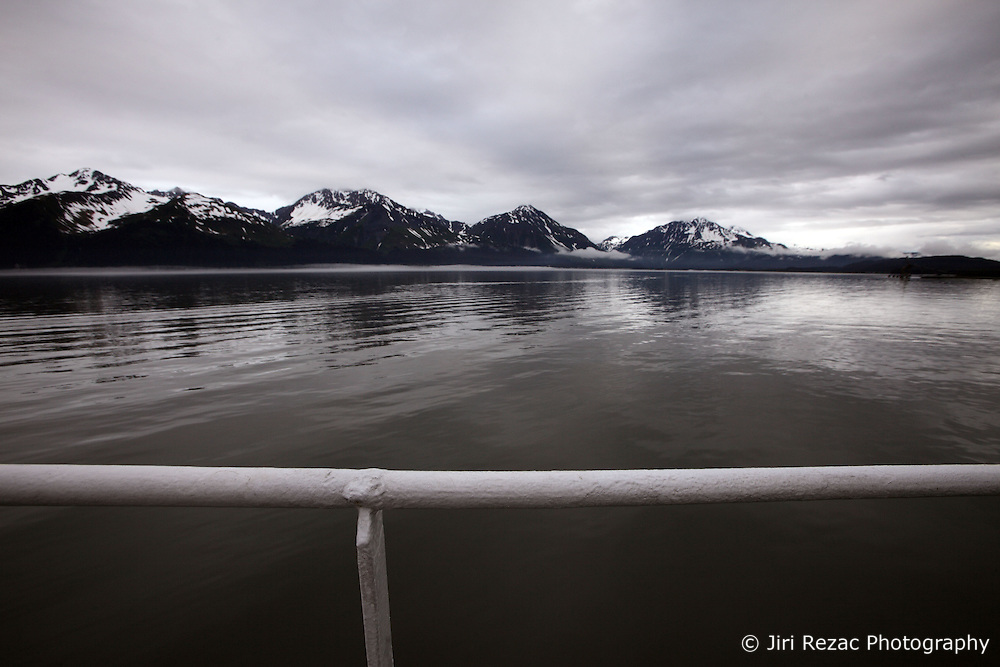 USA ALASKA 25JUN12 - Scenic landscape on the Alaska coastline near Seward...Photo by Jiri Rezac / Greenpeace