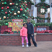 Six Flags Holidays in the Park 2015