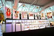Holland Beauty Awards , award voior de voor de beste nieuwste beautyproducten uitgereikt in Flamingoserre in Artis, Amsterdam.<br /> <br /> Op de foto: Flamingoserre in Artis,