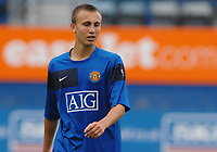 Magnus Eikrem (United) . Luton Town v Manchester United X1 28/07/2009 Credit : Colorsport / Andrew Cowie