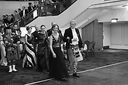 IONA DUCHESS OF ARGYLL; THE EARL OF KINNOUL, The Royal Caledonian Ball 2017, Grosvenor House, 29 April 2017