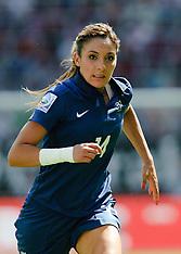 20110626 DUI: FIFA Womens Worldcup 2011 Nigeria - France, Sinsheim