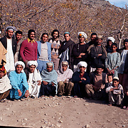 2-4 December 1976<br /> The three government officials left of center in back row.