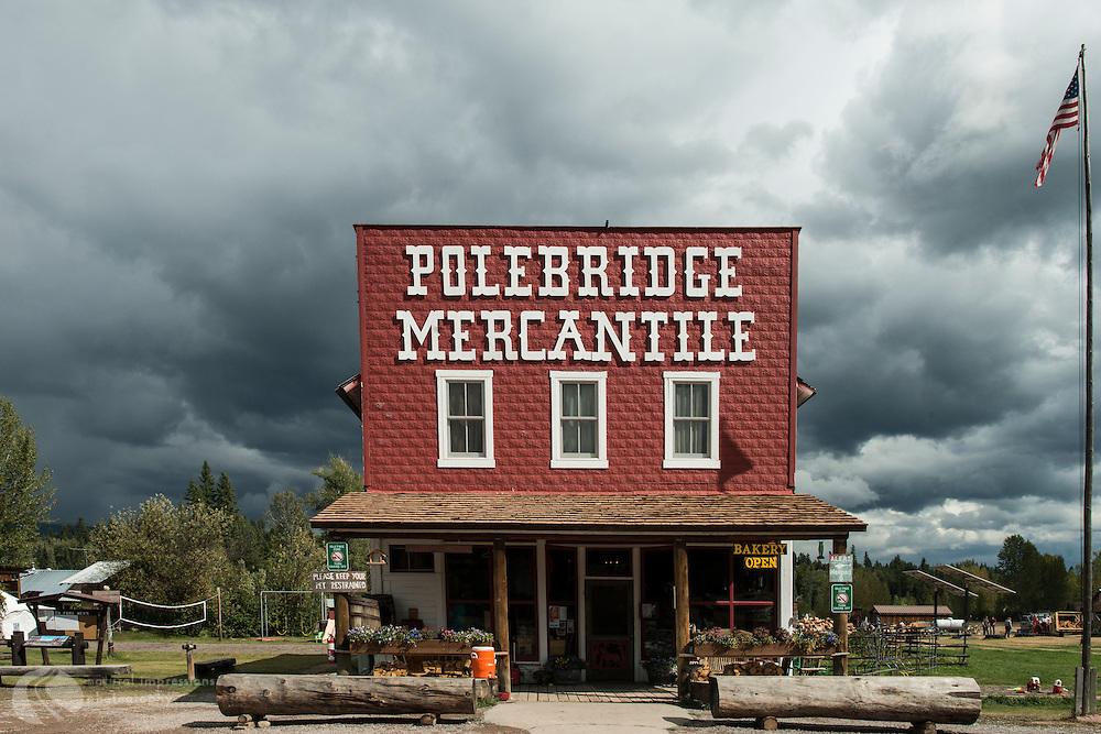 Polebridge Montana; glacier national park