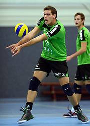 22-10-2014 NED: Selectie SSS seizoen 2014-2015, Barneveld<br /> Topvolleybal SSS Barneveld klaar voor het nieuwe seizoen 2014-2015 / Maarten Leune