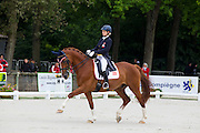 Anna Lutonsky - Final Destination<br /> FEI European Dressage Championships for Young Riders and Juniors 2013<br /> © DigiShots