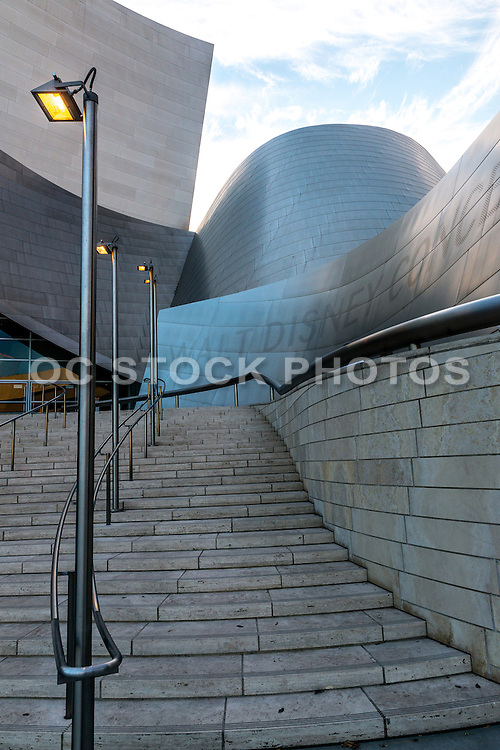 Disney Concert Hall in Los Angeles