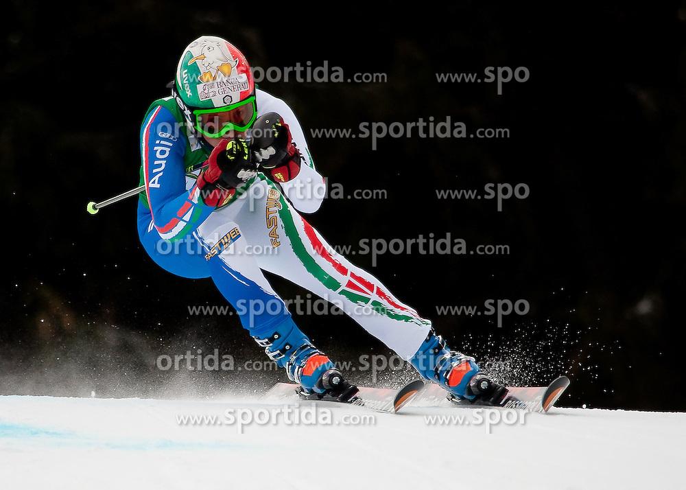 28.12.2010, Panoramapiste, Semmering, AUT, FIS World Cup Ski Alpin, Ladies, Giant Slalom, Bild zeigt Federica Brignone (ITA), EXPA Pictures © 2010, PhotoCredit: EXPA/ M. Gunn