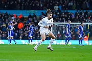 Leeds United midfielder Kalvin Phillips (23) during the EFL Sky Bet Championship match between Leeds United and Cardiff City at Elland Road, Leeds, England on 14 December 2019.