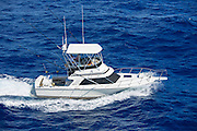 Deep Sea Sport Fishing, Oahu, Hawaii