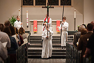 Photographs from the Service of Praise with Assignment of Calls on Wednesday, May 1, 2019, at the Chapel of St. Timothy and St. Titus at Concordia Seminary, St. Louis. LCMS Communications/Erik M. Lunsford
