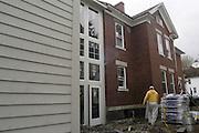 16359Burson / Yamada house construction: Johnny Hanson