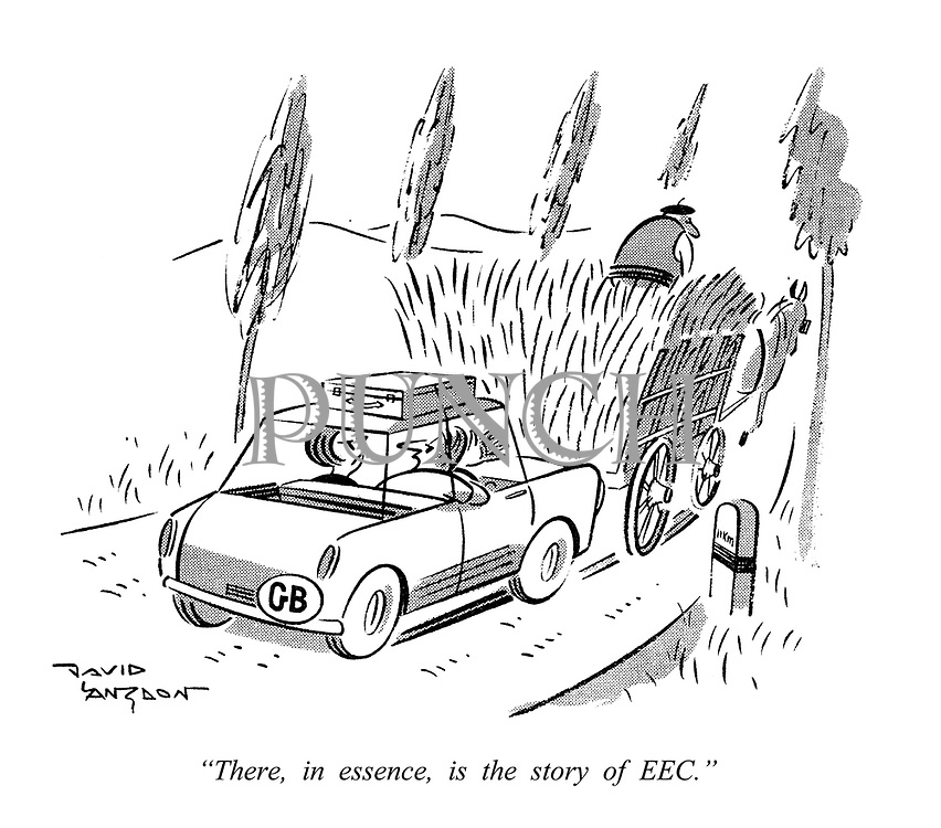 """There, in essence, is the story of the EEC."""