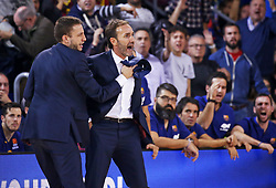 December 8, 2017 - Barcelona, Catalonia, Spain - Sito Alonso during the match between FC Barcelona v Fenerbahce corresponding to the week 11 of the basketball Euroleague, in Barcelona, on December 08, 2017. (Credit Image: © Urbanandsport/NurPhoto via ZUMA Press)