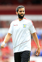 Jose Angel Crespo, Aston Villa.