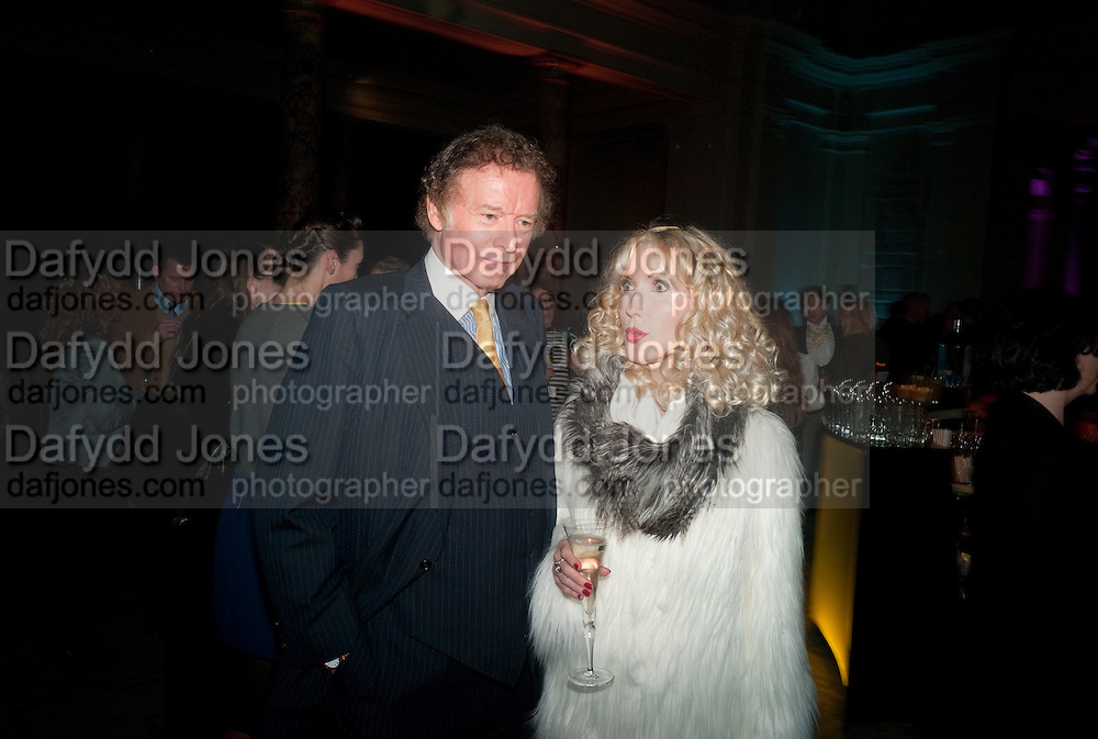 RICHARD BRIGGS; BASIA BRIGGS, Cecil Beaton private view. V and A Museum. London. 6 February 2012