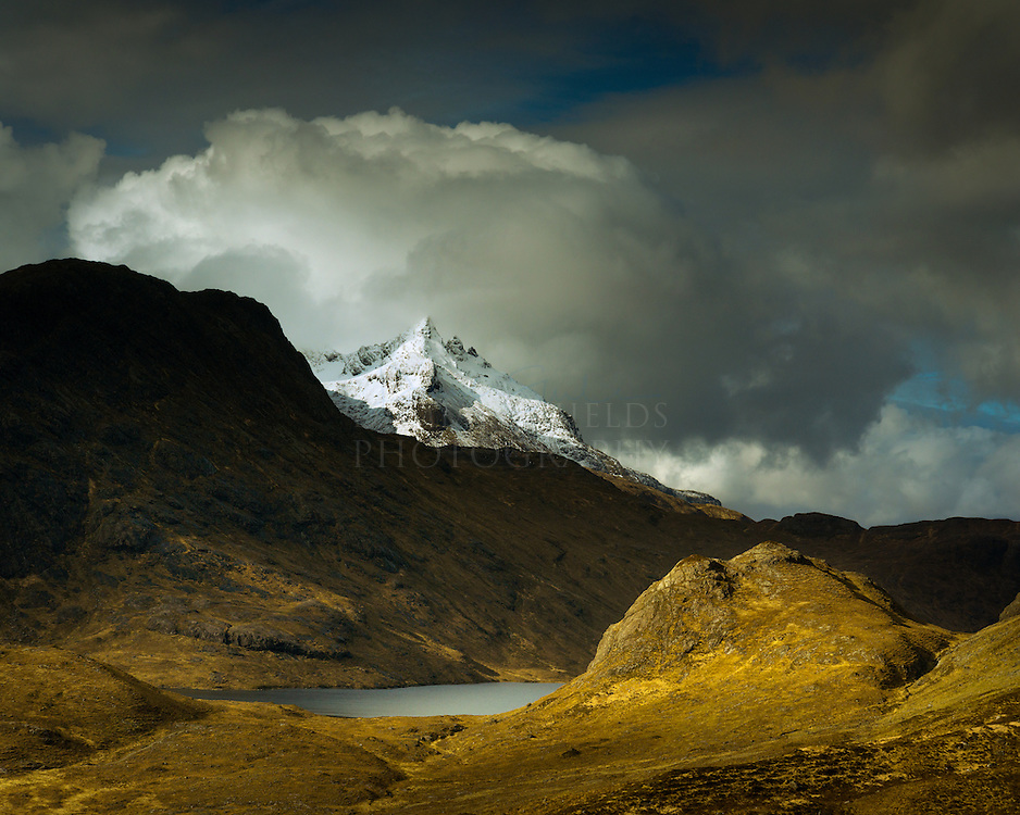 I shot this image in March on photographic expedition with a friend to Camasunary on the Isle of Skye.<br />