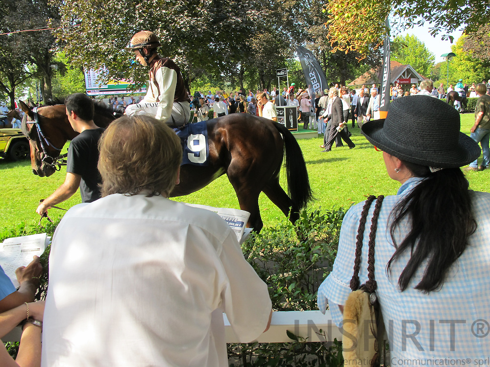 Horse racing in Baden-Baden. Photo: Tuuli Sauren / Inspirit International Communications