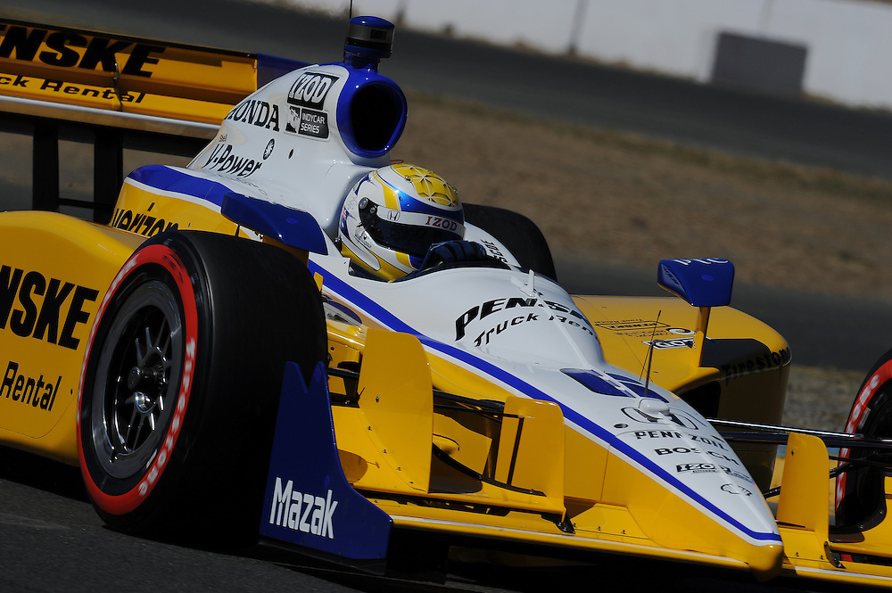 Ryan Briscoe, Indy Grand Prix of Sonoma, Infineon Speedway, Sonoma, CA USA 8/28/2011