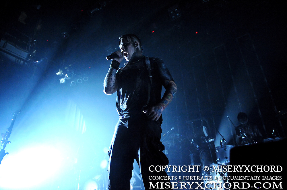 Combichrist @ The Avalon in Hollywood, CA January 24, 2009