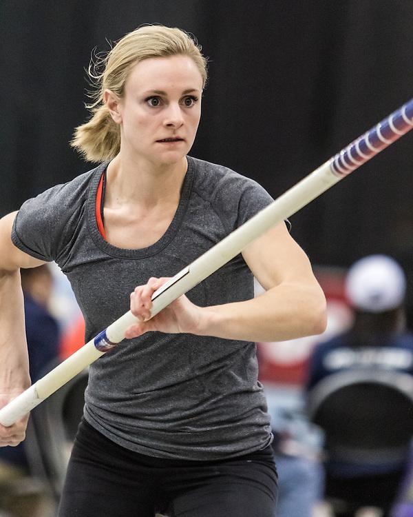 USATF Indoor Track & Field Championships: womens ole vault