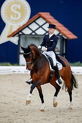 Gließelmann, Jan-Dirk (GER), First Connection<br /> Hagen - Horses and Dreams 2017<br /> © Stefan Lafrentz