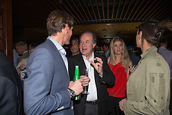Staut Kevin, (FRA), Leprevost Penelope, (FRA), Barbancon Mestre Morgan, (ESP) <br /> at the draw in the Hakkasan Club at the MGM Hotel<br /> Reem Acra FEI World Cup™ Dressage Finals <br /> Las Vegas 2015<br />  © Hippo Foto - Dirk Caremans<br /> 16/04/15