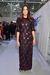 Lisa Snowdon at the Glamour Women of The Year Awards 2017 in association with Next held in Berkeley Square Gardens, London England. 6 June 2017.