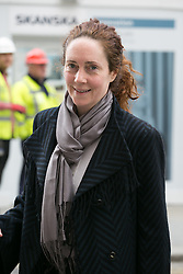 Rebekah Brooks arrives at court, The Old Bailey, London, United Kingdom. Thursday, 20th March 2014. Picture by Daniel Leal-Olivas / i-Images