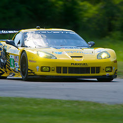 July 6, 2012 - The Chevrolet Corvette C6 ZR1 driven by Oliver Gavin and Tommy Milner during the American Le Mans Northeast Grand Prix weekend at Lime Rock Park in Lakeville, Conn.