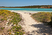 La Playuela beach at Cabo Rojo wildlife preserve Puerto Rico