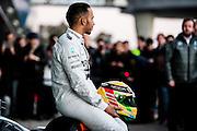 Circuito de Jerez, Spain : Formula One Pre-season Testing 2014. Lewis Hamilton (GBR), Mercedes Petronas