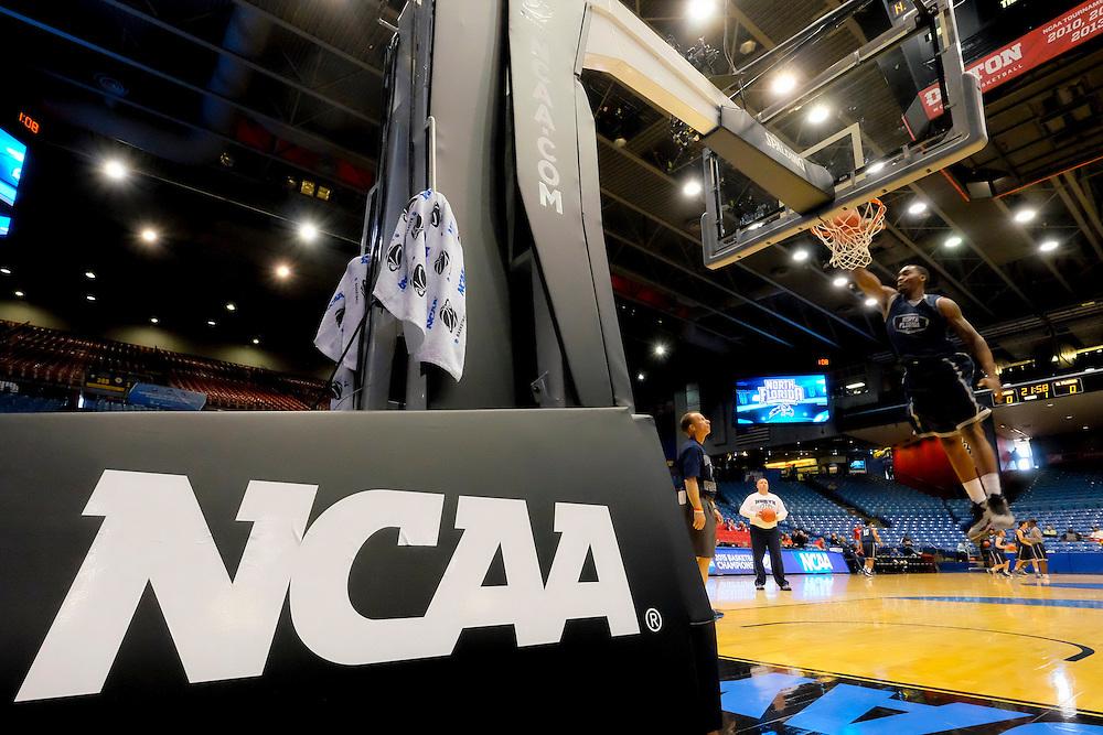 Mar 17, 2015; Dayton, OH, USA; NCAA  Round 1 at UD Arena. Mandatory Credit: Rick Osentoski-USA TODAY Sports