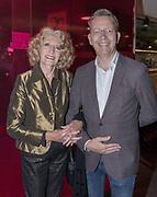 2018, September 24. Schouwburg Amstelveen. Premiere van Kunst en Kitsch. Op de foto: Gerrie van der Klei