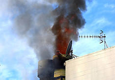 Auckland-Multiple crews attend fire in kitchen flue at Newmarket Plaza