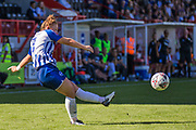 Fliss Gibbons (Brighton) during the FA Women's Super League match between Brighton and Hove Albion Women and Chelsea at The People's Pension Stadium, Crawley, England on 15 September 2019.