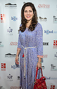 Rita Benson LeBlanc on the red carpet during opening night of the 25th Anniversary New Orleans Film Festival; Opening night film is 'Black and White' directed by Mike Binder