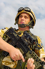 Op Telic Iraq - March 2005