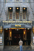 Theatre Tuschinski Cinema, Amsterdam, the Netherlands<br />