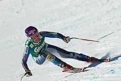12.01.2013, Karl Schranz Abfahrt, St. Anton, AUT, FIS Weltcup Ski Alpin, Abfahrt, Damen im Bild Alice Mckennis (USA) // Alice Mckennis of the USA in action during ladies Downhill of the FIS Ski Alpine World Cup at the Karl Schranz course, St. Anton, Austria on 2013/01/12. EXPA Pictures © 2013, PhotoCredit: EXPA/ Johann Groder