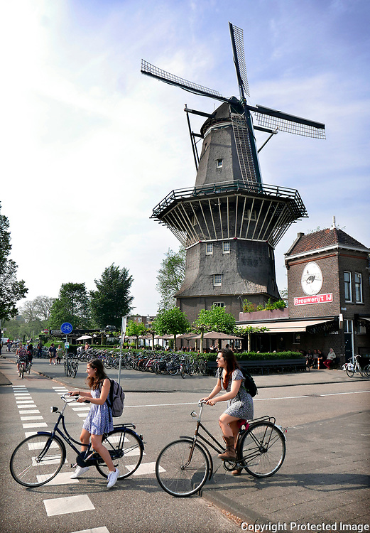 May 29, 2017 - 17:31<br /> The Netherlands, Amsterdam - Zeeburgerstraat