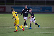 Dundee's Lyal Cameron - Dundee v St Johnstone, SPFL Development League at Links Park, Montrose<br /> <br />  - &copy; David Young - www.davidyoungphoto.co.uk - email: davidyoungphoto@gmail.com