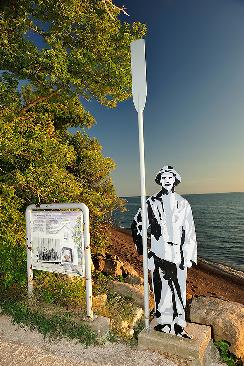 Lake Erie,Point Pelee National Park, Leamington,Ontario,Canada