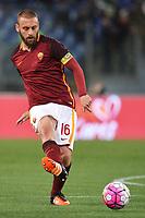 Daniele De Rossi Roma <br /> Roma 11-04-2016 Stadio Olimpico Football Calcio Serie A 2015/2016 AS Roma - Bologna Foto Andrea Staccioli / Insidefoto