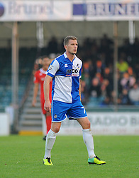 Bristol Rovers' Lee Mansell in action against Welling. - Photo mandatory by-line: Nizaam Jones - Mobile: 07966 386802 - 29/11/2014 - SPORT - Football - Bristol - Memorial Stadium - Bristol Rovers v Welling - Sport